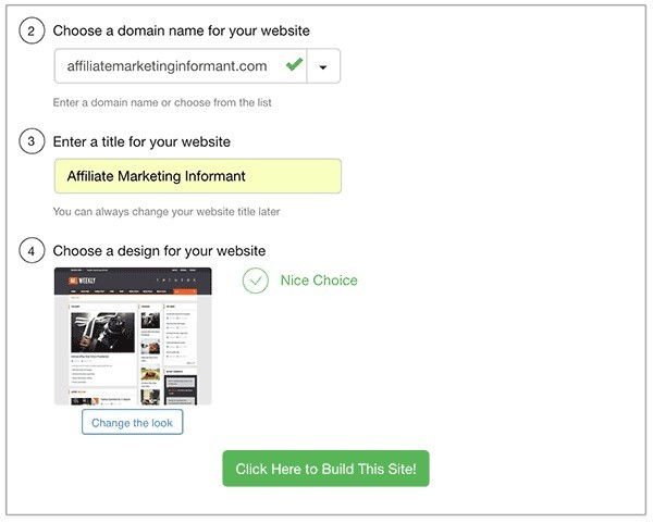 Click Here to Build Affiliate Marketing Website