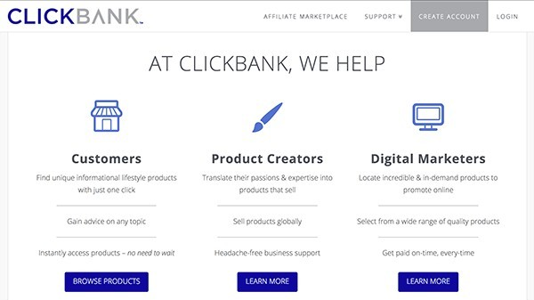 Clickbank Affiliate Marketing Tools Finding Affiliate Amazon
