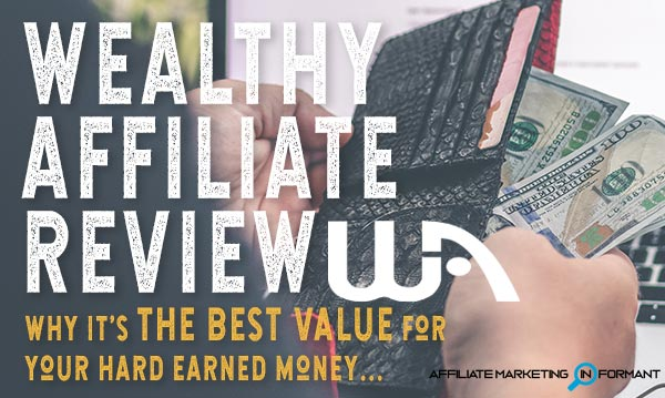 Wealthy Affiliate Review Best Value