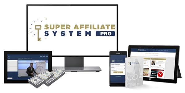 The Super Affiliate System Review Product