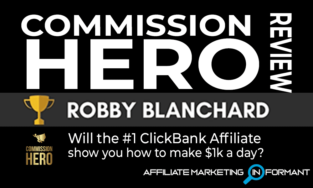 What is the Commission Hero Review