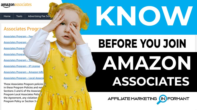Amazon Associates Affiliate Program Requirements
