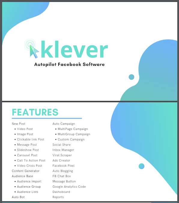 Klever User Manual