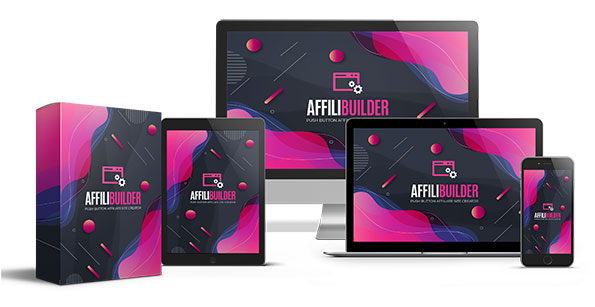 AffiliBuilder Affiliate Site Creator WP Plugin