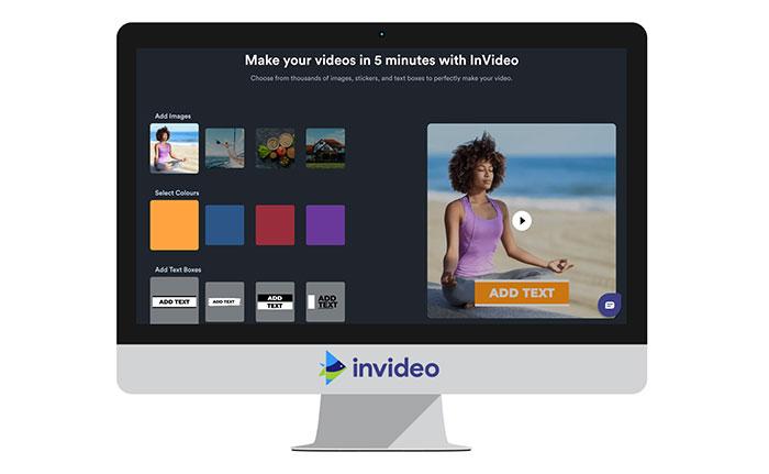 Invideo video maker Vidnami alternatives