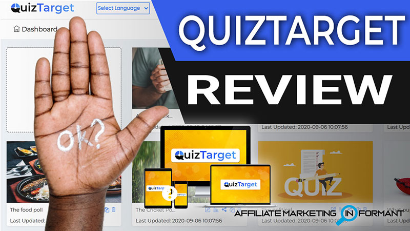 QuizTarget Review Quiz Builder by Quiz Target