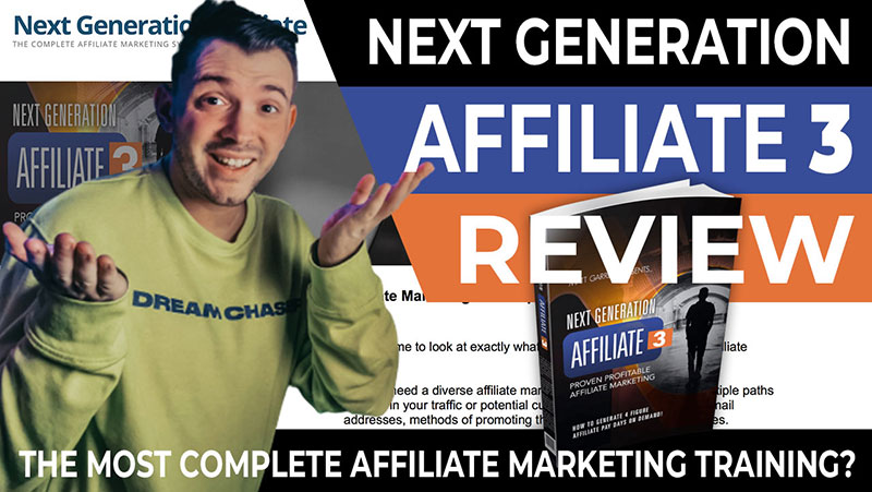 Next Generation Affiliate 3 Review