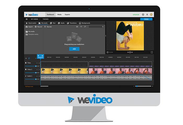 WeVideo video maker Vidnami alternatives