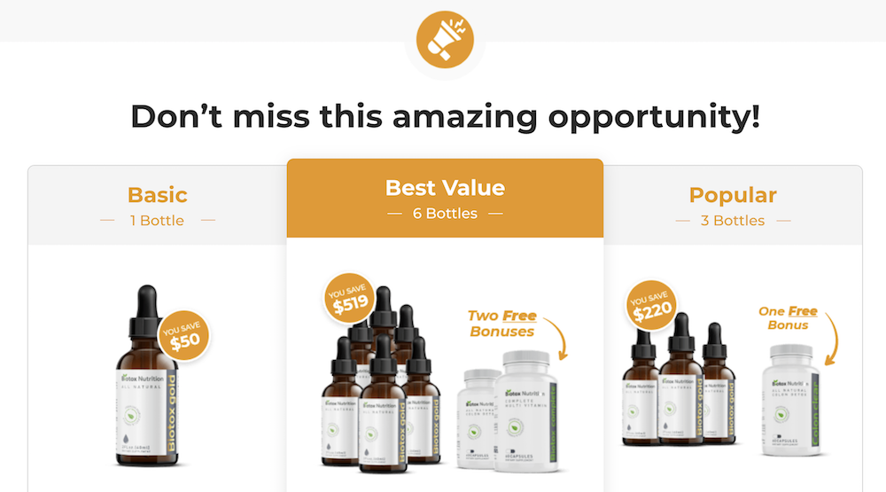 Biotox Gold 2.0 top Digistore24 to promote #8